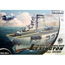 Warship Builder Aircraft carrier Lexington Egg-Ship