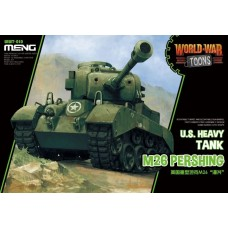 World War Toons M26 Pershing U.S. Heavy Tank