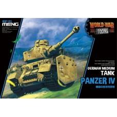 World War Toons Panzer IV German Medium Tank