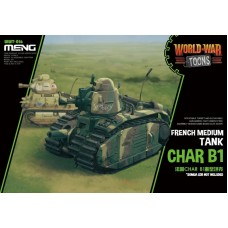 World War Toons Char B1 French Heavy Tank