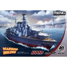 Warship Builder Hood Egg-Ship