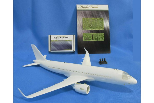 1/144 Detailing set for Airbus A320neo
