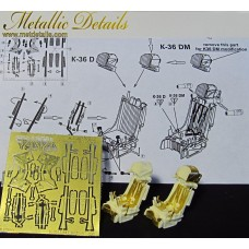 1/48 Ejection Seat K-36 D/DM