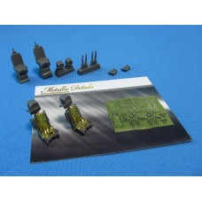 1/72 2x Ejection seat K-36D 3.5 for Su-30 Su-34 and late MiG-29s