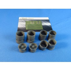 1/72 Jet nozzles for MiG-29