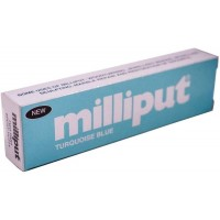 Milliput Turquoise Blue Epoxy Putty (2x 56g)