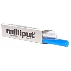 Milliput Superfine White Epoxy Putty (2x 56g)