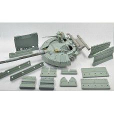 "T-64BM ""Bulat"" Conversion set, includes PE parts, 1/35"