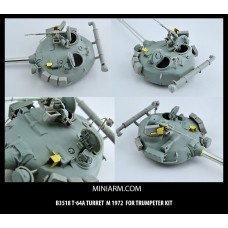 T-64A Turret m 1972 for Trumpeter kit 1/35