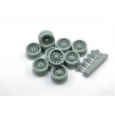 T-54 Road Spider web wheels set, 20pcs, 1/35