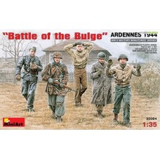"""Battle of the Bulge"" Ardennes 1944 1/35"