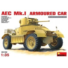 AEC Mk.I Armoured Car 1/35