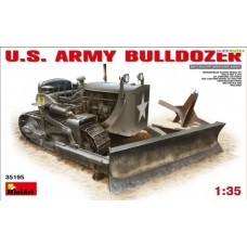 Caterpillar D7 U.S. Army Bulldozer 1/35