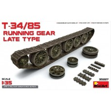 T-34/85 Running Gear Late Type 1/35