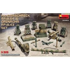 Panzerschreck RPzB. 54 & Ofenrohr RPzB. 43 Set 1/35