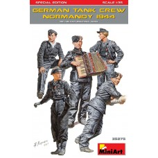 German Tank Crew Normandy 1944 - Special Edition 1/35