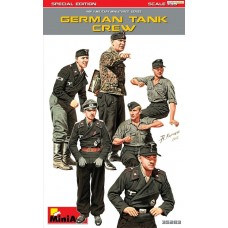 German Tank Crew - Special Edition 1/35