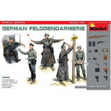 German Feldgendarmerie - Special Edition 1/35
