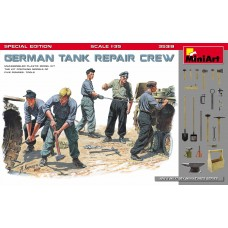 German Tank Repair Crew - Special Edition 1/35