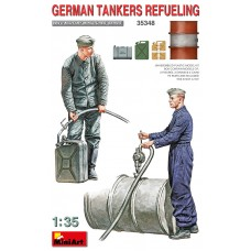 German Tankers Refueling 1/35