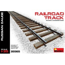 Railway Track (Russian Gauge) 1/35
