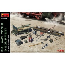 Railway Accessories & Tools 1/35