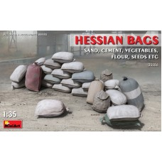 Hessian Bags (sand, cement, vegetables) 1/35