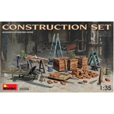 Construction Set Kit 1/35