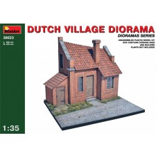 Dutch Village Diorama 1/35