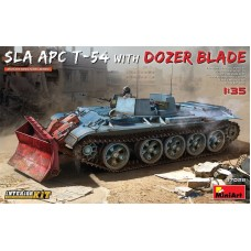 SLA Heavy APC-54  w/Dozer Blade INTERIOR KIT 1/35