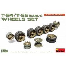 T-54/T-55 Wheels Set (early) 1/35