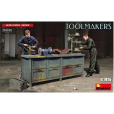 Toolmakers 1/35