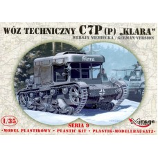 C7P(p) German recovery vehicle 1/35