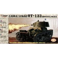 OT-133 Flamethrower Tank 1/72