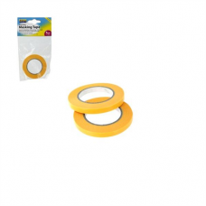 Masking Tape 6mm TWIN PACK 18 m 2 rolls
