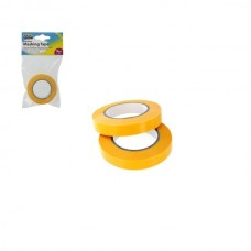 Masking Tape 10mm TWIN PACK 18 m 2 rolls