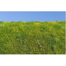 Grass Mat - Blooming Meadow (spring) 29x19cm