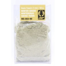 Base Ground Flock 2 mm - Winter Grass 50g