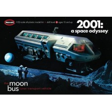 2001: a space odyssey The Moon Bus Lunar transport vehicle 1/55