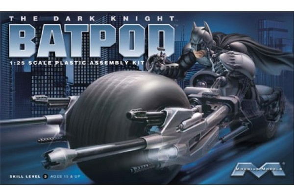 Bat-Pod - The Dark Knight Rises 1/25