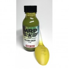 MRP-263 Yellow-Green (Clear)