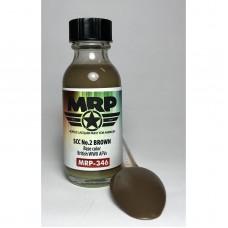 MRP-346 SCC No.2 Brown