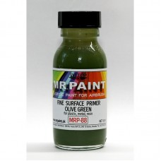 MRP-088 Fine Surface Primer - Olive Green (60ml)