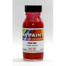 MRP-089 Fine Surface Primer - Oxide Red (60ml)