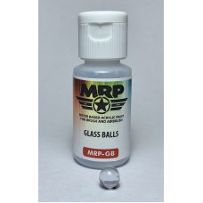 MRP-GB Glass Balls ~40pcs (in 17ml bottle)