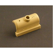 RE35-047 Mantlet with Cast Mark for Panther D (Early) 1/35