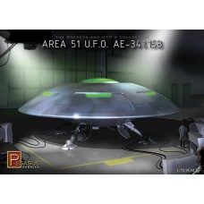 Area 51 U.F.O. AE-341.15B 1/72