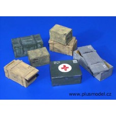 Transport Boxes, 1/35
