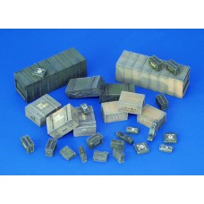 Ammunition Containers, Allies - WWII, 1/35