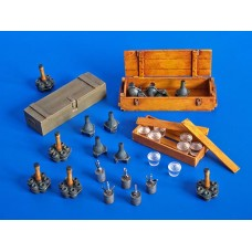 German Grenades and Mines, 1/35